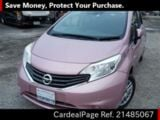 Used NISSAN NOTE Ref 485067