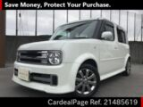 Used NISSAN CUBE CUBIC Ref 485619