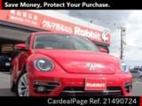 Used VOLKSWAGEN VW THE BEETLE Ref 490724