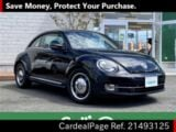 Used VOLKSWAGEN VW THE BEETLE Ref 493125