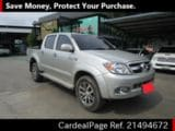 Used TOYOTA HILUX Ref 494672
