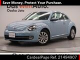 Used VOLKSWAGEN VW THE BEETLE Ref 494907