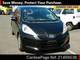 HONDA FIT GE6 Big1