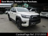 Used TOYOTA HILUX Ref 512650