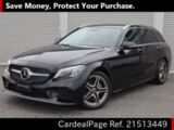 Used MERCEDES BENZ BENZ C-CLASS Ref 513449