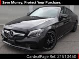 Used MERCEDES AMG AMG C-CLASS Ref 513450