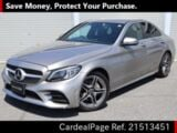 Used MERCEDES BENZ BENZ C-CLASS Ref 513451