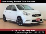 Used NISSAN MARCH Ref 518278