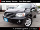 Used TOYOTA KLUGER Ref 522207
