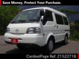 Used MAZDA BONGO VAN Ref 522718