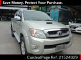 Used TOYOTA HILUX Ref 524029