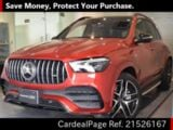 Used MERCEDES AMG AMG GLE-CLASS Ref 526167
