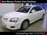 Used TOYOTA AVENSIS Ref 527622