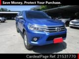 Used TOYOTA HILUX Ref 531770
