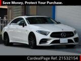 Used MERCEDES AMG BENZ CLS-CLASS Ref 532154