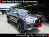 Used TOYOTA HILUX Ref 549453