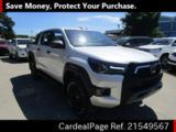 Used TOYOTA HILUX Ref 549567