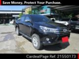 Used TOYOTA HILUX Ref 550173