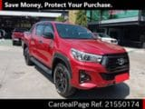 Used TOYOTA HILUX Ref 550174