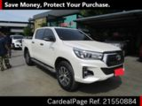 Used TOYOTA HILUX Ref 550884
