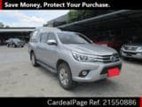 Used TOYOTA HILUX Ref 550886
