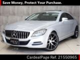 Used MERCEDES BENZ BENZ CLS-CLASS Ref 550965