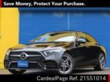 Used MERCEDES BENZ BENZ CLS-CLASS Ref 551014