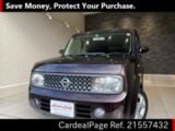 Used NISSAN CUBE CUBIC Ref 557432