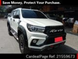 Used TOYOTA HILUX Ref 559673