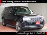 Used LAND ROVER LAND ROVER RANGE ROVER Ref 564763
