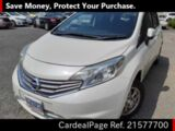 Used NISSAN NOTE Ref 577700