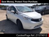 Used NISSAN NOTE Ref 579012