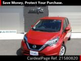 Used NISSAN NOTE Ref 580820
