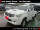 Used TOYOTA HILUX Ref 582500