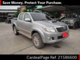Used TOYOTA HILUX Ref 586600