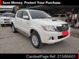 Used TOYOTA HILUX Ref 586601