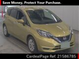 Used NISSAN NOTE Ref 586785