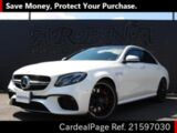 Used MERCEDES AMG AMG E-CLASS Ref 597030