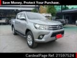 Used TOYOTA HILUX Ref 597524
