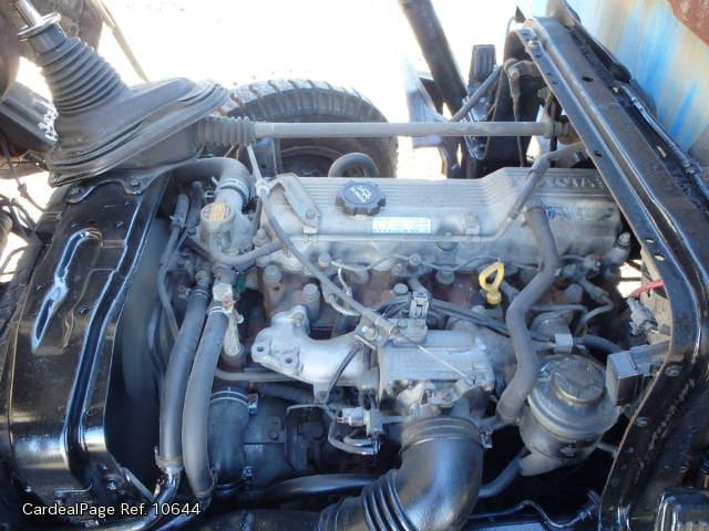 1990 Aug Used Toyota Dyna Dyna U Bu67d Engine Type 14b