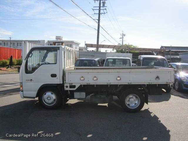 2004 Jul Used Isuzu Elf Kr Nkr81e Ref No 26468 Japanese Used Cars