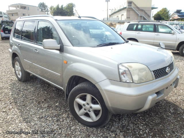 2000 dec used nissan x trail ta nt30 engine type qr20 ref no 26496 japanese used cars for sale. Black Bedroom Furniture Sets. Home Design Ideas