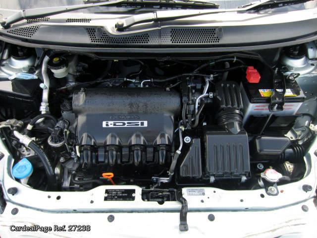 2007 honda fit engine