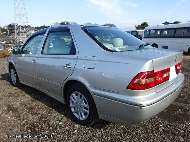 2002 May Used Toyota Vista Ta Zzv50 Engine Type 1zz Ref No 28318