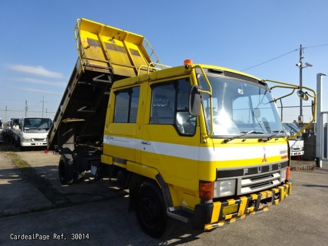 1990 used mitsubishi fuso fighter fk415 ref no 30014 japanese used rh cardealpage com