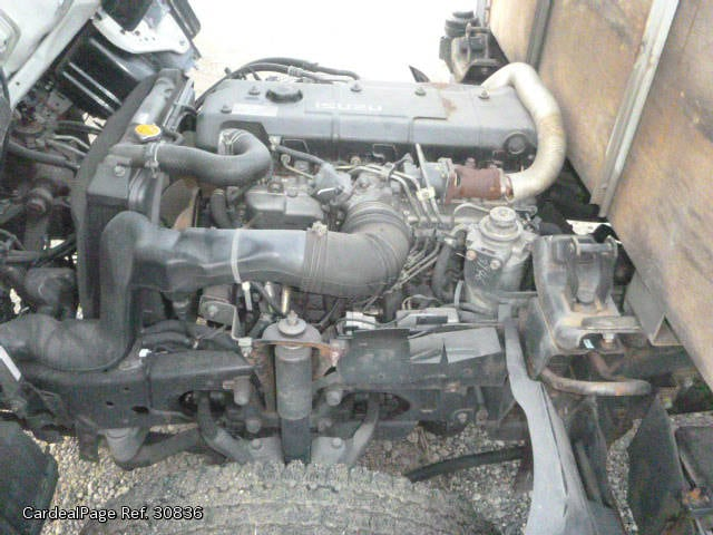 2000 Used ISUZU ELF KK-NKR66E Engine Type 4HF1 Ref No:30836
