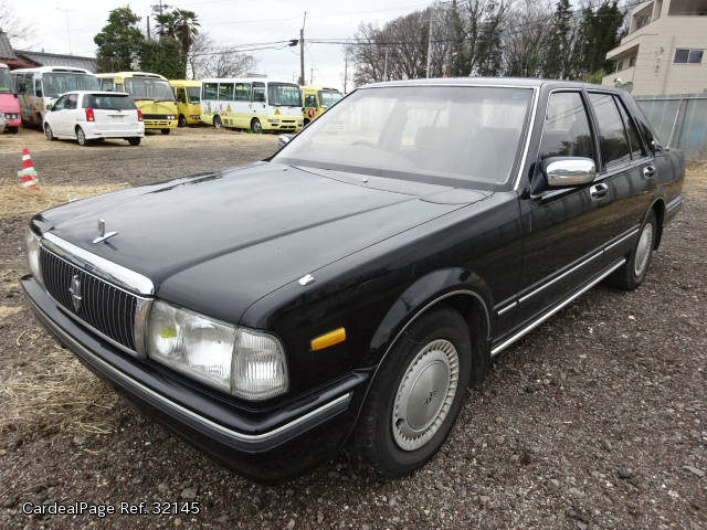 1995 jul used nissan cedric e y31 engine type vg20 ref no 32145 rh cardealpage com Nissan Cedric 330 Nissan Cedric Taxi