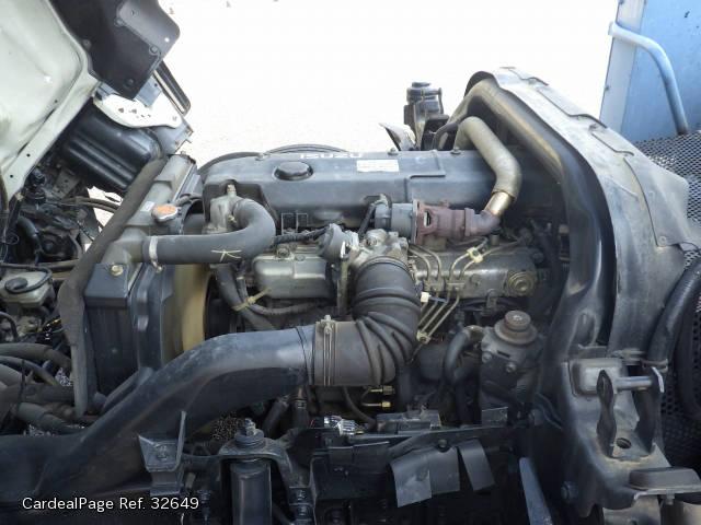 Engine 4hj1 for isuzu, application:isuzu.