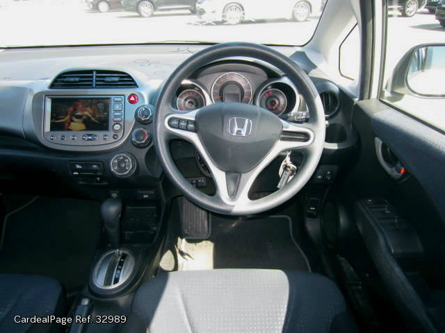 2009 Mar Used Honda Fit Jazz Dba Ge6 Engine Type L13a