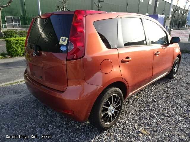 2006mar Used Nissan Note Dba E11 Engine Type Hr 15 Ref No37376